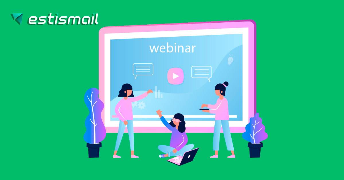 30+ бесплатных вебинаров и мероприятий для интернет-маркетологов в декабре 2019 | Estismail | Эстисмеил