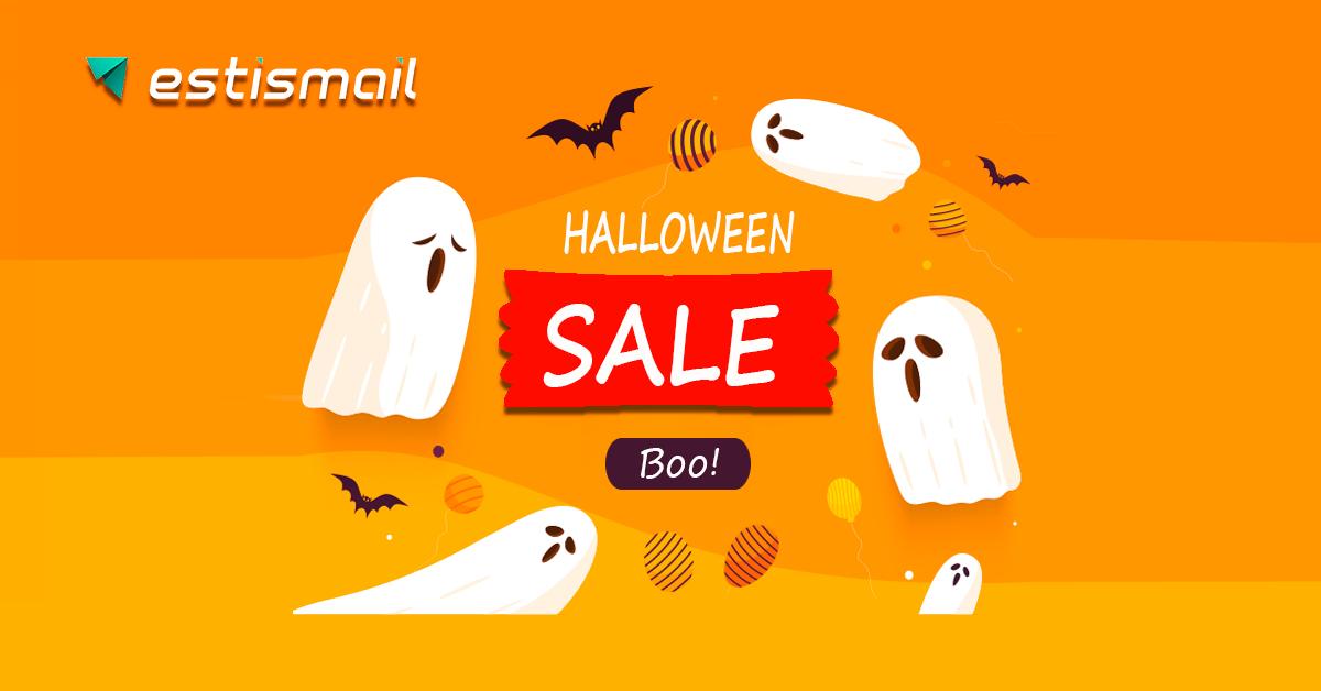 Email-рассылки к Хэллоуину. Советы и примеры | Estismail | Эстисмеил