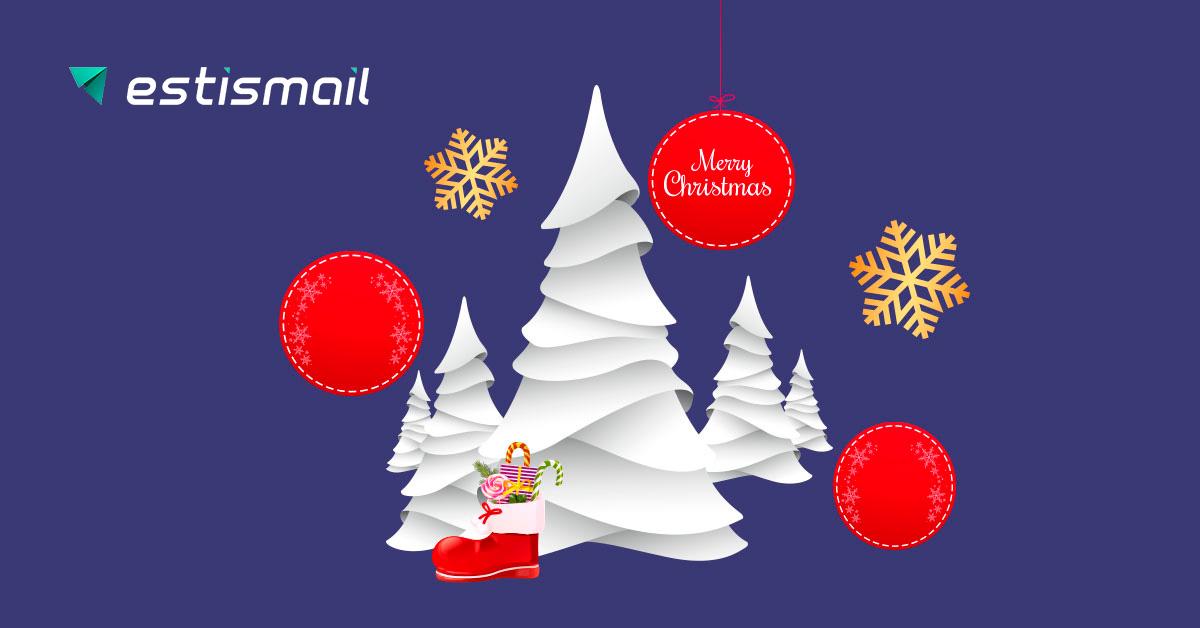 Как создать продающие рассылки на Новый Год и Рождество? | Estismail | Эстисмеил