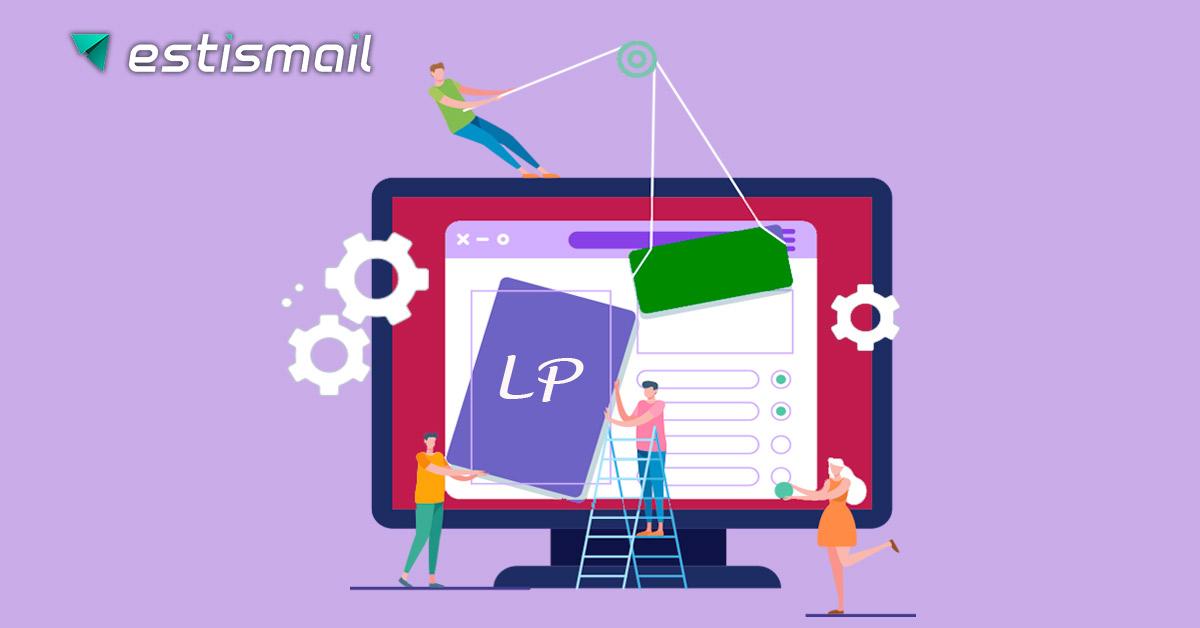 Как создать продающий Landing Page. 19 примеров LP с эффектным дизайном. | Estismail | Эстисмеил
